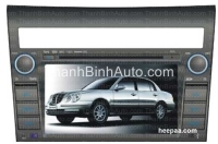 Car DVD For KIA Opirus JENKA DVX-8266 JENKA Model: DVX-8266 Made in Taiwan (chính hãng) Car DVD Video for KIA Opirus