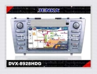 GPS Navigation For TOYOTA Camry - JENKA DVX-8928HDG JENKA Model: DVX-8928HDG Sunbird SHARP Technology - Made in Tawan Car Entertainment and GPS Navigation for TOYOTA Camry