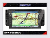 GPS Navigation for CHEVRELET Captiva - JENKA DVX-8692HDG JENKA Model: DVX-8692HDG Sunbird SHARP Technology - Made in Tawan Car Entertainment and GPS Navigation for CHEVRELET Captiva