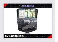 GPS Navigation For CHEVROLET Cruser va GM DEWOO Lacetti 2010 - JENKA 8896HDG JENKA Model: DVX-8896HDG Sunbird SHARP Technology - Made in Tawan Car Entertainment and GPS Navigation for CHEVROLET Cruser va GM DEWOO Lacetti 2010