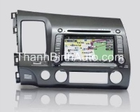 GPS Navigation For HONDA civic JENKA DVX-8947HDG JENKA Model: DVX-8947HDG Made in Taiwan (chinh hang) Car DVD Video for HONDA JENKA DVX-8947HDG Car DVD Video for HONDA