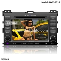 JENKA DVX-6016 Car Multimedia Special For TOYOTA Prado ENKA Model: DVX-6016 Car DVD Video for TOYOTA series JENKA Car Multimedia Special for TOYOTA Prado