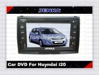 DVD cho I20 - Car DVD For Huyndai i20 JENKA Made in Taiwan Car DVD for Huyndai i20 Sunbird SHARP Technogi Car DVD Series new 6.5' Digital TFT LCD full HD with Touch Screen/Ipod/Bluetoth/RDS DVD players