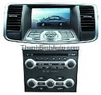Nissan Teana Car dvd player with HD digital screen GPS DVB-T