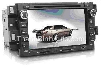 Car DVD For CHEVROLET Captiva/ GM Gentra - JENKA DVX-8692HD JENKA Model: DVX-8692HD Car Multimedia Special for CHEVROLET Captiva/ GM Gentra Made in Taiwan (chính hãng)