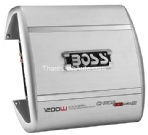 CHAOS EXXTREME 1200 Watts 4-Channel High Power Amplifier (New for 2013)