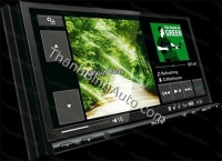 DVD Sony XAV-72BT Double DIN    7
